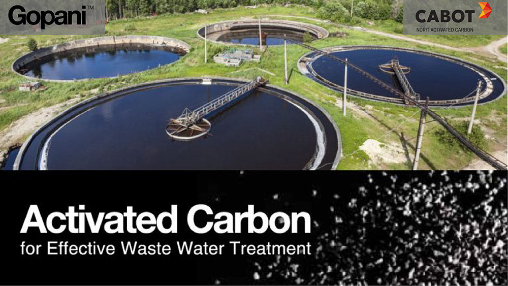 Activated Carbon for Wastewater Treatment - Gopani Product Systems