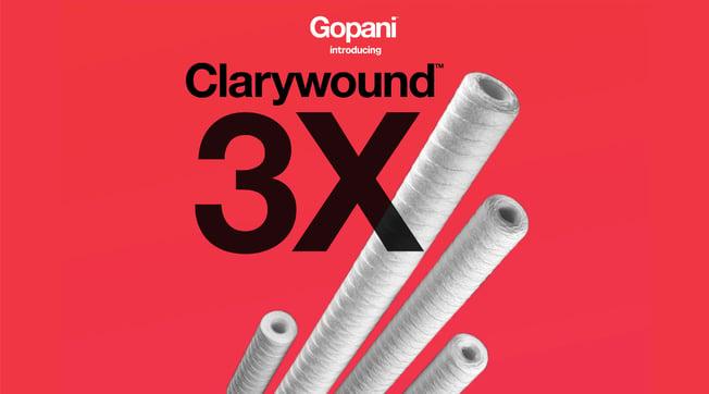 Gopani Launches Clarywound 3X