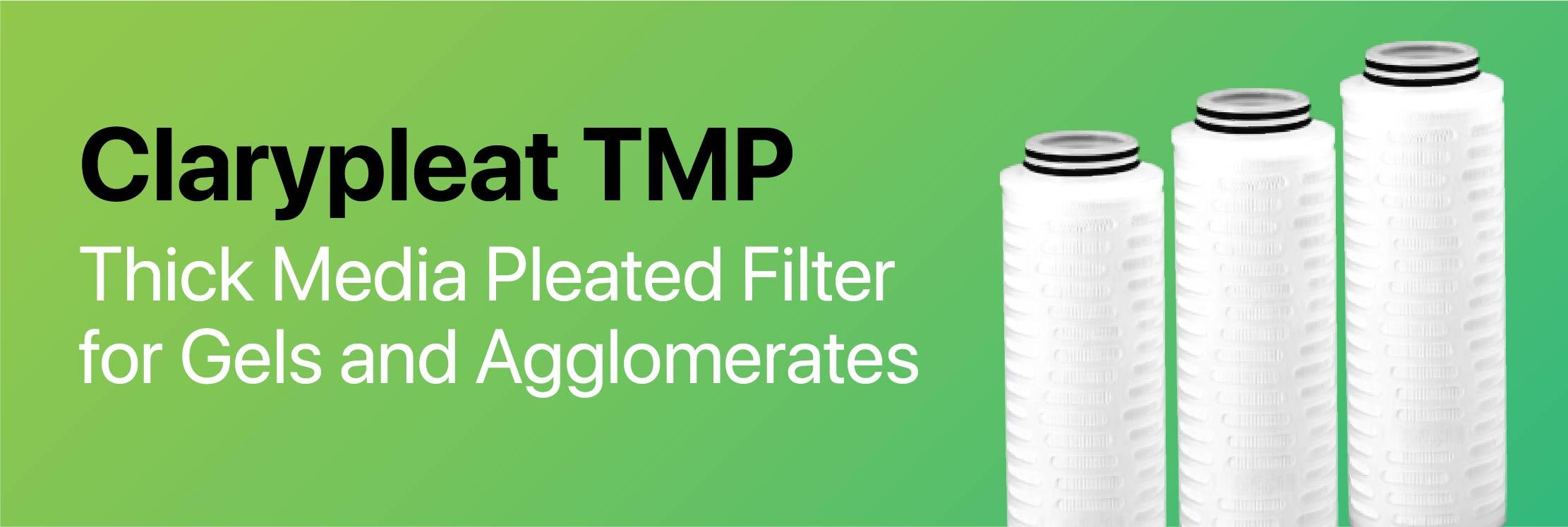 Clarypleat TMP