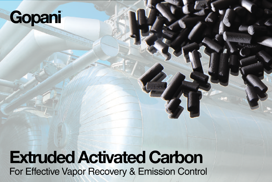 Extruded Activated Carbon - Gopani Product Systems